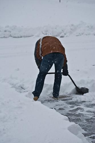 shoveling 4