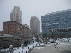 December 2009 Blizzard (Jef Nickerson) Tags: city winter urban snow providence rhodeisland blizzard 2009