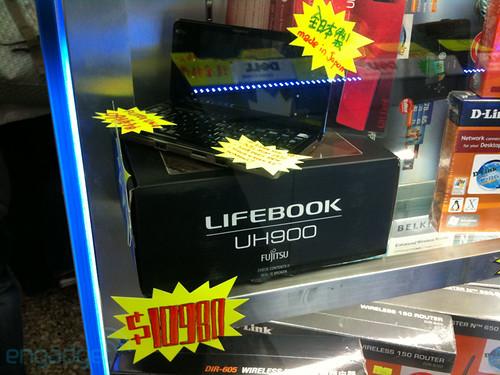 Fujitsu LifeBook UH900 HK Retail