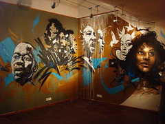 C215, BRUNO LEYVAL, DAN23 & SLY2 (DAN23-PHOTO) Tags: show group jam dan23