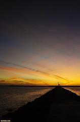 ChristmasEveSunsetMDR (mcshots) Tags: ocean california sunset sea sky usa beach water clouds marina coast losangeles stock socal mcshots christmaseve mdr pdr