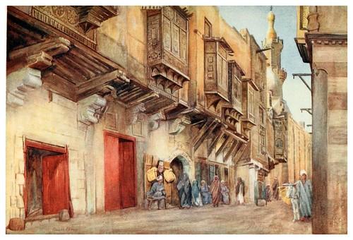 001-Bab-El-Shaira en el Cairo-Cairo, Jerusalem, and Damascus..1907- Margoliouth D. S.