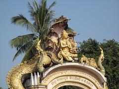 Naga - Vientiane, Laos