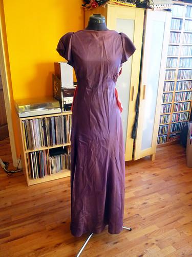 30's dress I restored