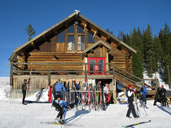 Nordic Lodge at Mt Bachelor, Bend