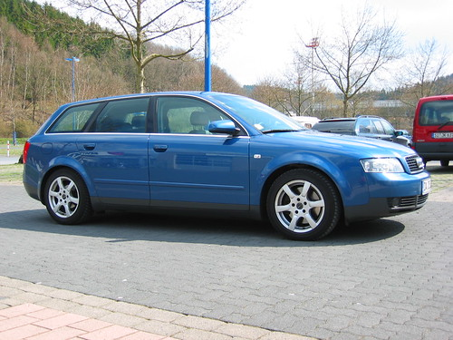 2004 Audi A4 Avant Quattro. Audi A4 Avant 2.5TDI quattro