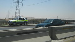 New Egyptian Highway Patrol (MS4d) Tags: road street trooper cars public car highway guard egypt police cairo egyptian vehicle safe kia care emergency patrol