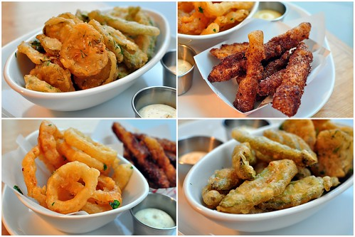 FRIED GOODIES COLLAGE