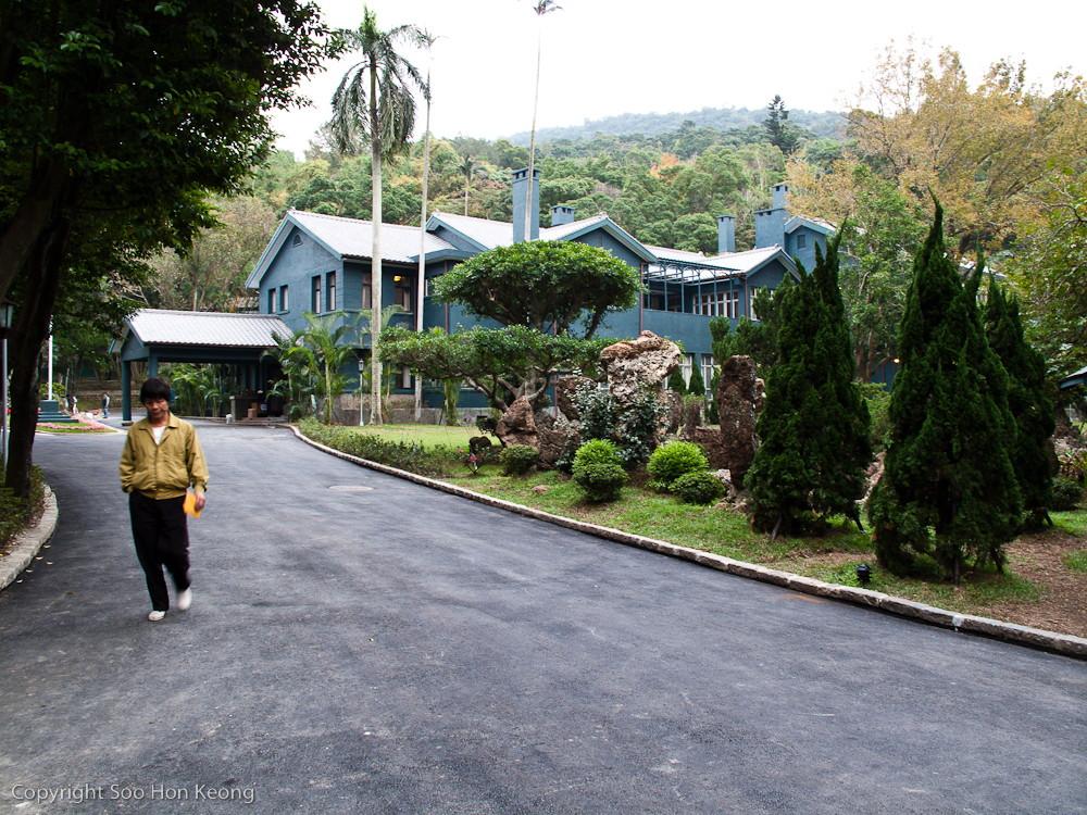 Shilin Official/Chiang Kai-Shek Residence @ Taipei, Taiwan