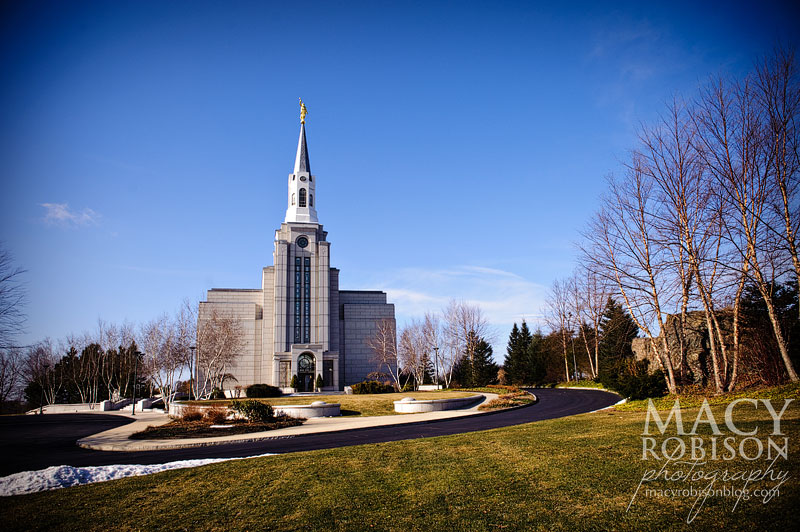 Keri + Jeremy - Boston LDS Temple