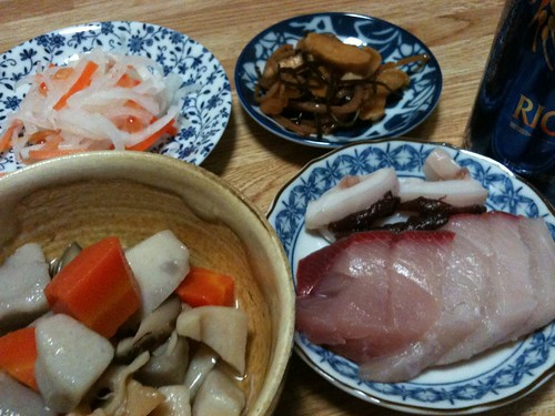 大晦日の晩餐2009 - fumikoh