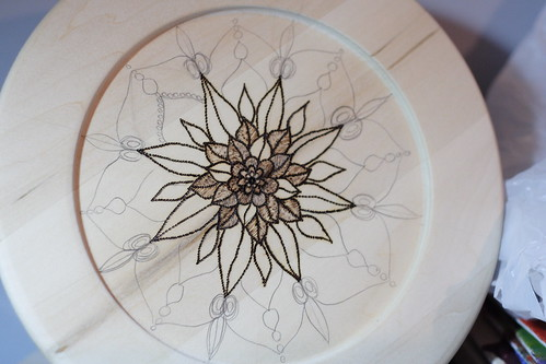Mandala plates10009