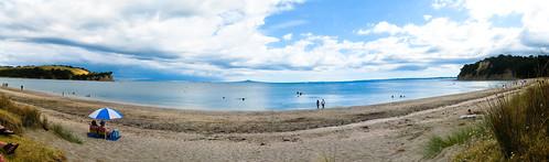 shakespear park beach