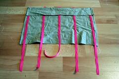 Fabriquer un cadre d'habillage Montessori