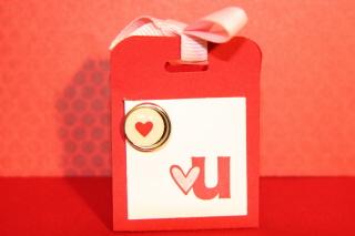 Valentine favor