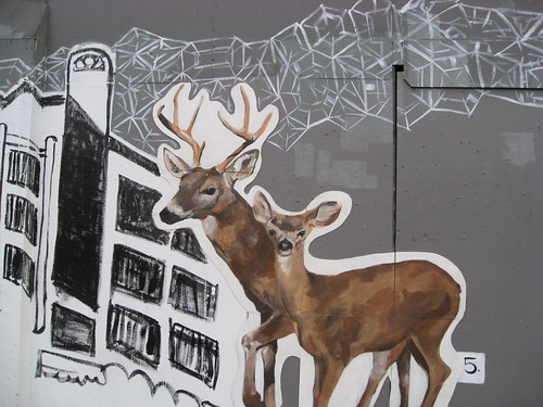 Urban Animal Wheatpaste