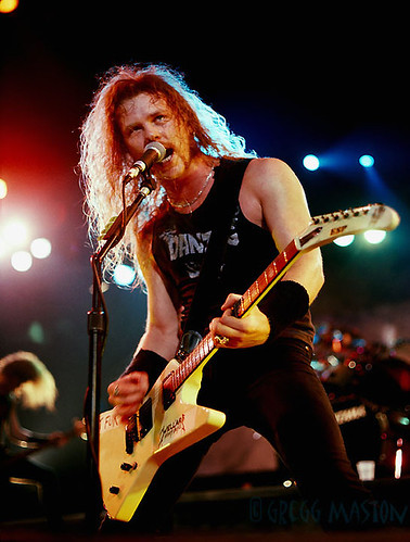 James Hetfield 1990