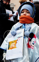 (MikyAgo) Tags: children nikon bambini manifestazione sitin costituzione 30gennaio
