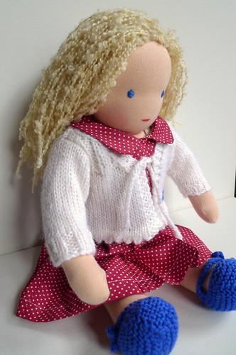 Edie's doll