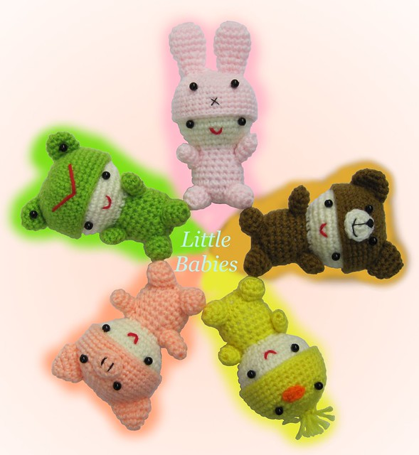 15 Free Animal Amigurumi Crochet Patterns - Associated Content