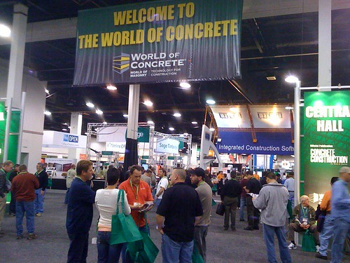 the world of concrete