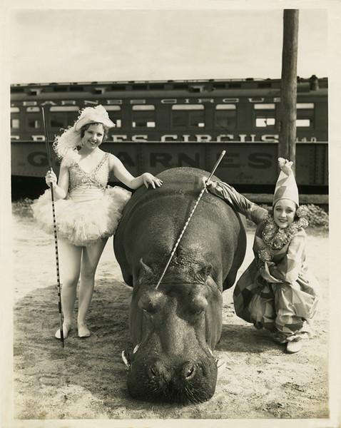 1930's Circus