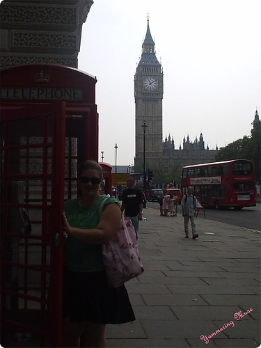 Ashley and Big Ben
