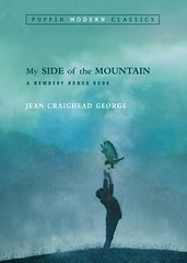 4347652468 1b047ff595 m Top 100 Childrens Novels #77: My Side of the Mountain by Jean Craighead George