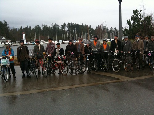 Tweed Ride Olympics