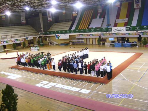 Trofeo Sevilla 2010. Foto: Ximnasia Pontevedra.