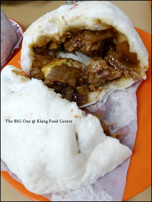 Big Pau @ Klang Food Centre