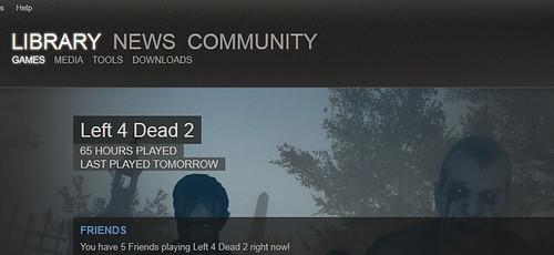 Steam Beta Time Crisis