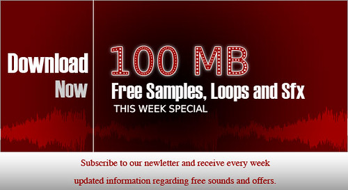 Postcard Free Samples, Loops and Sound Effects