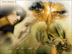Free to be myself... (Saletti Donatella) Tags: art texture graphic donne paintshoppro grafica maschere graphicmaster