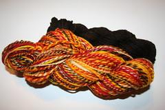 ENI Custom colorway handspun semi custom *special pricing*