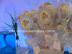 Marshmallows Decorando Emoções
