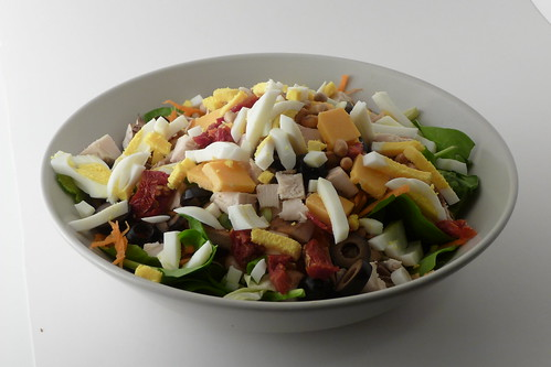 Chef Salad - Test Shot