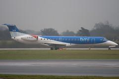 G-RJXG - 145390 - BMI Regional - Embraer EMB-145EP - Manchester - 081126 - Steven Gray - IMG_2648