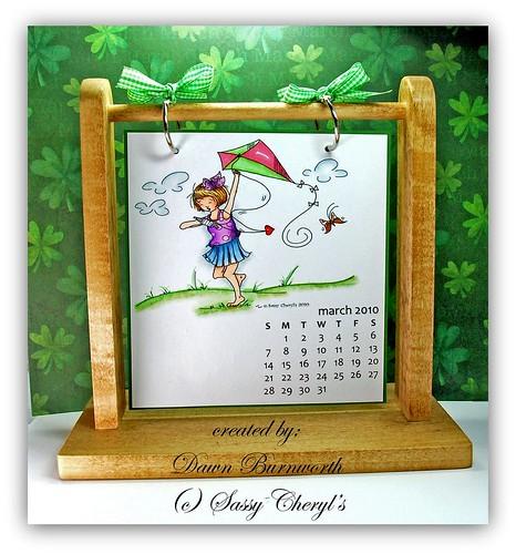 Cheryl's Calendar