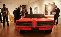 Conrad Bakker's 'Muscle Car'