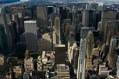 the 5th avenue shadows (mudpig) Tags: nyc newyorkcity ny newyork geotagged downtown cityscape centralpark rockefellercenter midtown esb bankofamerica hudsonriver empirestatebuilding metlife bryantpark hdr observationdeck gracebuilding mudpig stevekelley avonbuilding