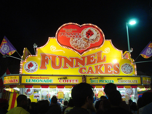 Funnel cake love
