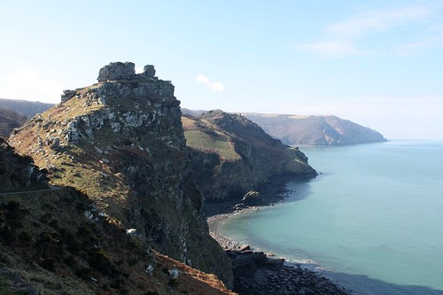 North Devon coastline