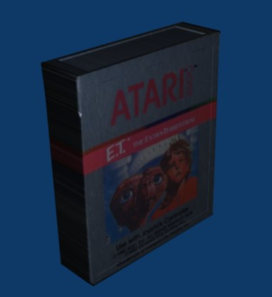 ET Cartridge 3D Model with misapplied graphic