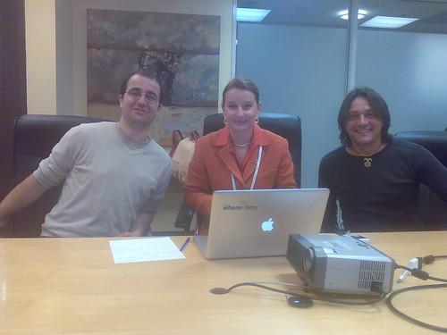 Con Elisabetta Ghisini per perfezionare la nostra presentazione