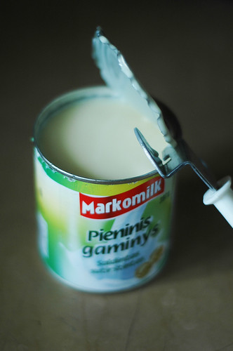 sweet condensed milk