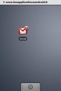 icône gmail bureau