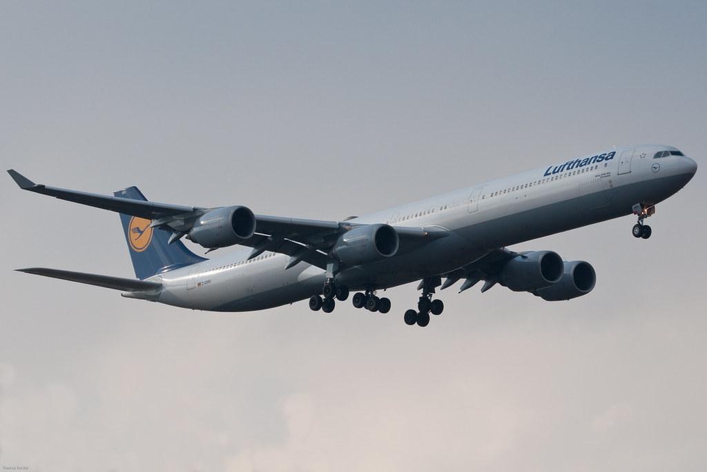 Lufthansa Airbus A340-642 D-AIHH Wiesbaden (39103)