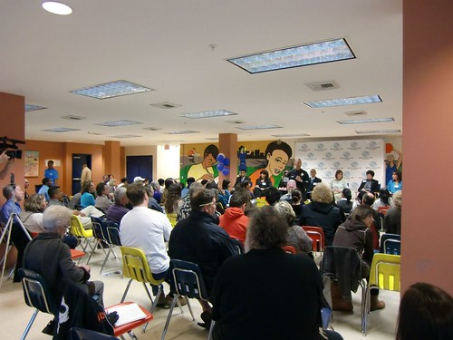 ABC Town Hall Meeting at Venice Boys and Girls Club