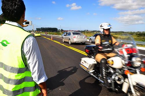 Nova ponte foi liberada na tarde de hoje. Crédito: Vinícius Costa, Divulgação